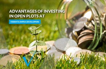 Advantages of investing with Visishta Infra