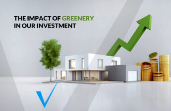 Impact of greenery in Investment