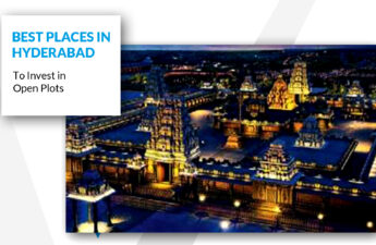 Best places to invest in Hyderabad