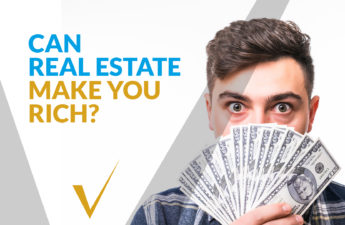 Can Real estate make you rich image