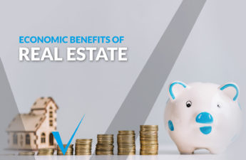 Economic benefits of real estate image