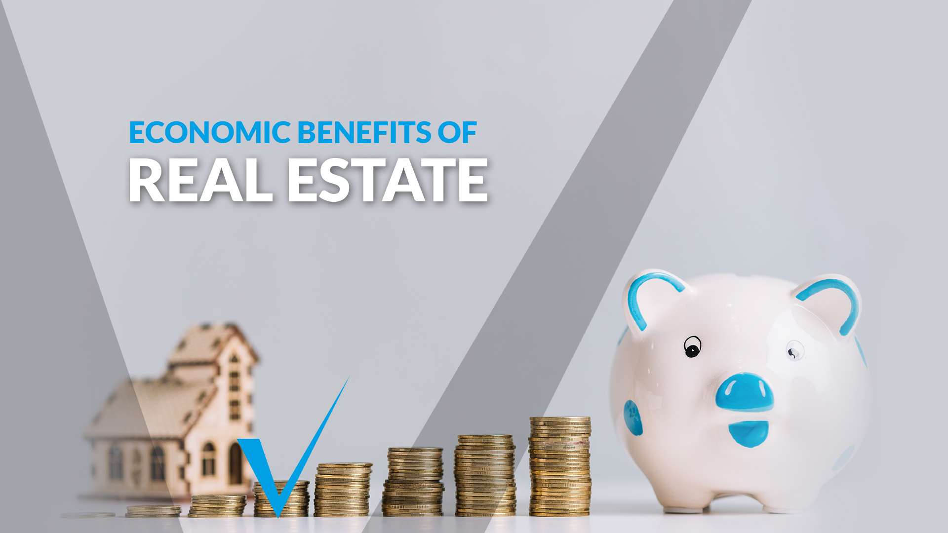 Economic benefits of real estate image