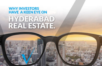 Investors keen eye on Hyderabad real estate image