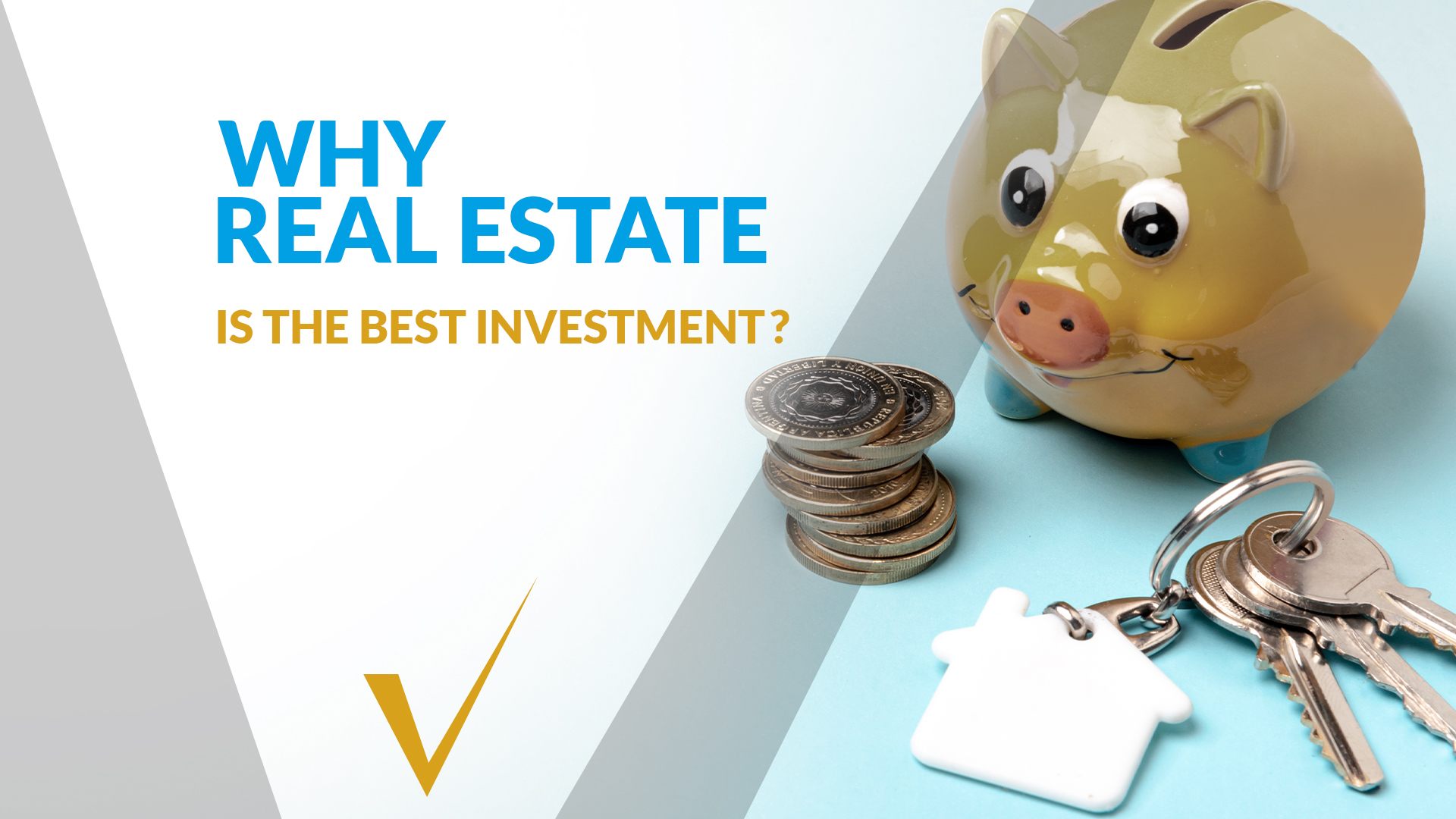 Why Real estate is the best investment image